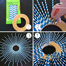 ideas of how to recycle plastic straws