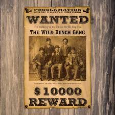 free printable wanted poster downloadable invitation templates