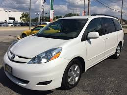 2008 used toyota sienna xle at premier auto serving palatine il