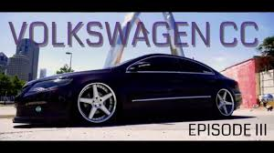 bagged and slammed volkswagen cc episode iii euro squad youtube