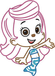 bubble guppies coloring pages molly creativemove