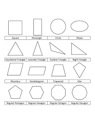 coloring pages shapes coloring worksheets geometric shapes