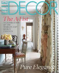 100 elle decor home elle decor predicts the color trends