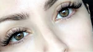 eyelash extensions my experience youtube