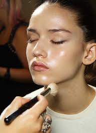 looking for makeup artist glowing skin means fresh and healthy looking skin and isn t