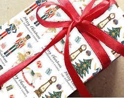 custom gift wrap etsy