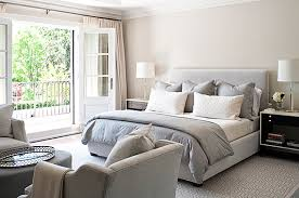jennifer worts design bedrooms sand beige walls paint color