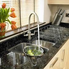 Kitchen Sink Tap Terraneg Single Handle Kitchen Tap  Images - Kitchens sinks and taps