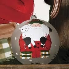 santa ornaments you ll wayfair