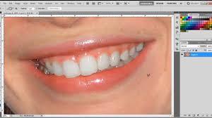 easiest method to whiten teeth in photoshop cs5 youtube