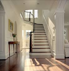 Decorator White Walls Beveled Walls Interiors By Color 20 Interior Decorating Ideas
