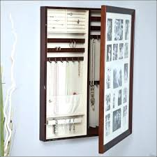 wall mounted jewelry cabinet wall mirror jewelry armoire jewelry wall mount jewelry wall