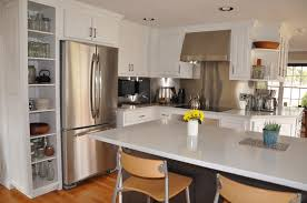 Wholesale Kitchen Cabinets Ny by White Quartz Countertop Installed In Frankfort Ny Quartz Top