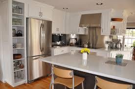 Quartz Kitchen Countertops White Quartz Countertop Installed In Frankfort Ny Quartz Top