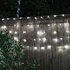 the aisle droplite 100 solar curtain string lights