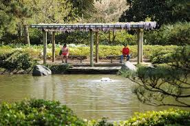 Botanical Gardens Houston Houston Botanical Gardens Hermann Park Best Idea Garden