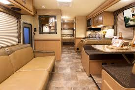 Motor Home Interiors Four Winds 28ft Type C Motorhome Rental In Missouri
