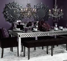 Z Gallerie Chandeliers Sophie Mirrored Dining Table From Z Gallerie Home Decor