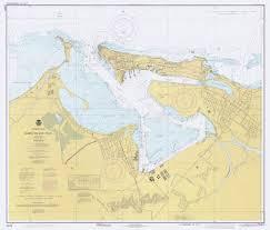 Map Puerto Rico Puerto Rico Map San Juan Harbor 1978 U2013 Nautical Chart Prints