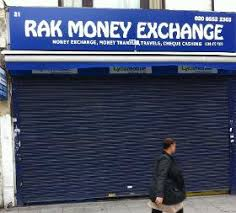 the shop bureau de change rak exchange bureau de change in east ham e6 1hs 192 com
