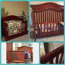 find more baby cache heritage collection convertible crib set
