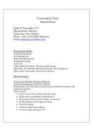 Mechanical Foreman Resume 100 Mechanical Foreman Resume Coded Welder Cover Letter