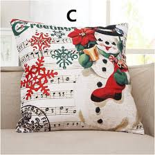 personalized christmas gifts santa claus decorative pillows personalized christmas gifts