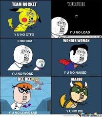 Y U No Guy Meme - y u no guy memes by takahood meme center