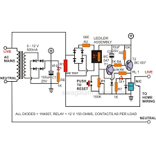 how to build a simple circuit breaker unit