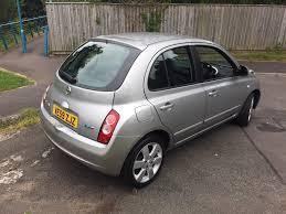 nissan micra road tax 59 nissan micra acenta 1 5 dci 30 road tax 1 owner in