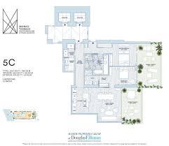 customized floor plans monad terrace floor plans luxury waterfront condos in south beach
