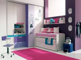 Decorating Ideas For Girls Bedrooms Bedroom Awesome Teenage Bedroom Ideas With Clock Wall Decor