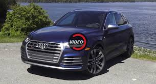 sporty audi sporty 2018 audi sq5 has all the premium suv bases covered