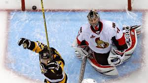penguins blow out senators in game 5 to take 3 2 series lead