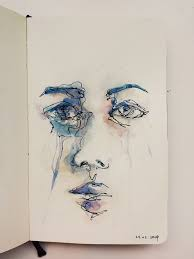 makeup artist sketchbook 374 best inspiration images on drawings draw and