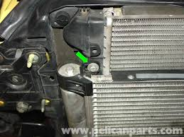 mini cooper radiator thermostat and hose replacement r50 r52 r53