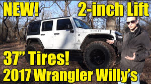jeep lifted 2017 new lifted custom 2017 wrangler 2 inch lift with 37