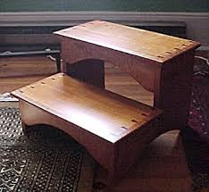 charles neil woodworking bedroom furniture two step bed stairs