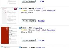 Resume Template Google Drive Google Templates Resume Sensational Inspiration Ideas Google