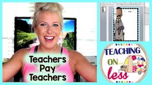 teachers pay teachers beginners youtube