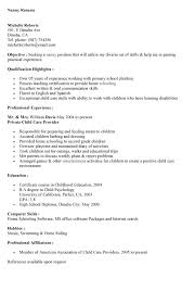 best nanny resume live in nanny cover letter cover letter nanny