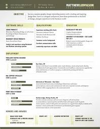 awesome resume examples 4 stunning examples of creative cv example