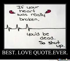 Meme Love Quotes - best love quote ever by luca772011 meme center