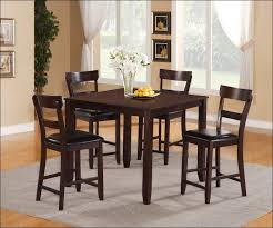 Espresso Kitchen Table by Kitchen Espresso Dining Room Table With Leaf Overstock Espresso