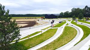 A And S Landscaping by National Military Museum Soesterberg The Netherlands H N S