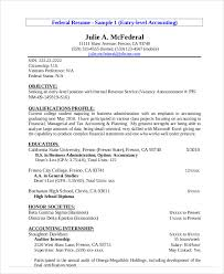 Sample Resume For Tax Accountant by 31 Accountant Resume Samples Free U0026 Premium Templates