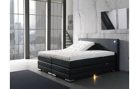 Schlafzimmer Bett Mit Led Design Boxspring Bett Mit Rundum Led Beleuchtung Exklusiv Auf