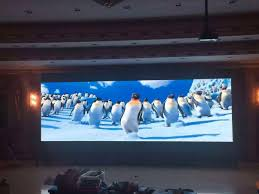 bako indoor small pitch led screen p2 5 in china small pitch led
