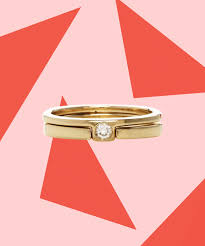 rings simple design images Minimalist engagement rings simple design bands png