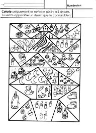 24 dessins de coloriage magique gs à imprimer